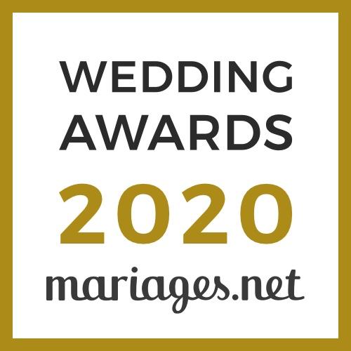 Domaine du Blanc Maisnil, gagnant Wedding Awards 2020 Mariages.net